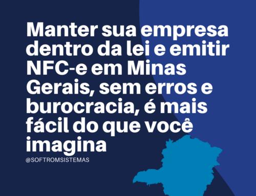 NFC-e em Minas Gerais, saiba como regularizar