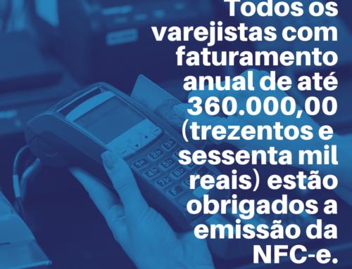 Atenção Comerciantes e Varejistas de Minas Gerais