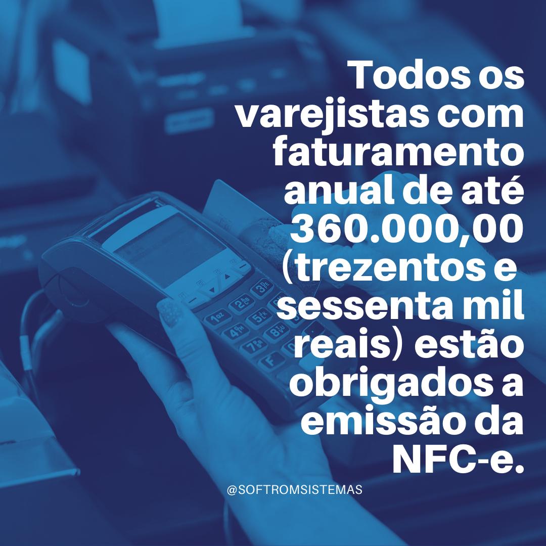 NFC-e MG